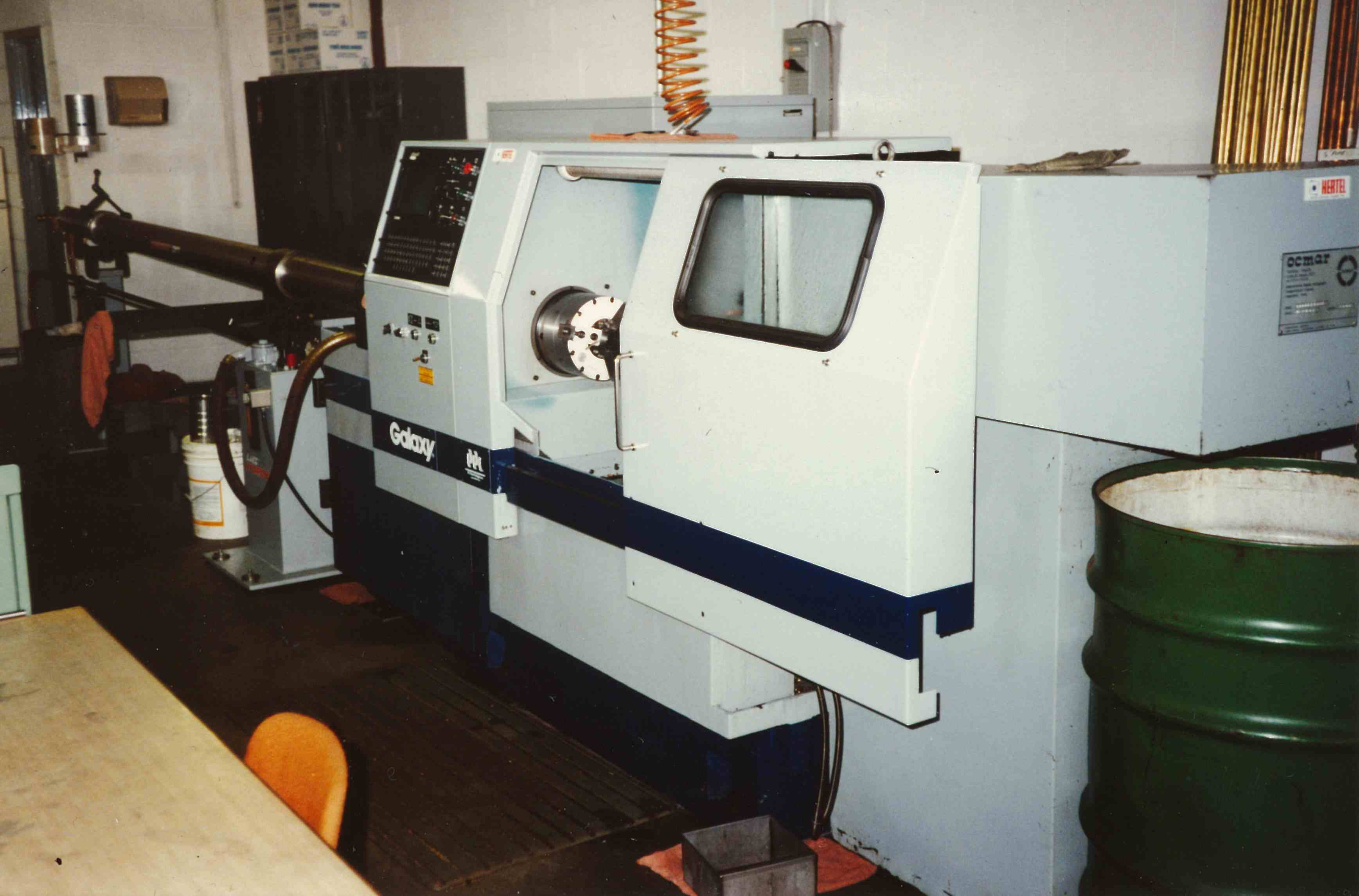 1982-FirstCNC - Worton Manufacturing