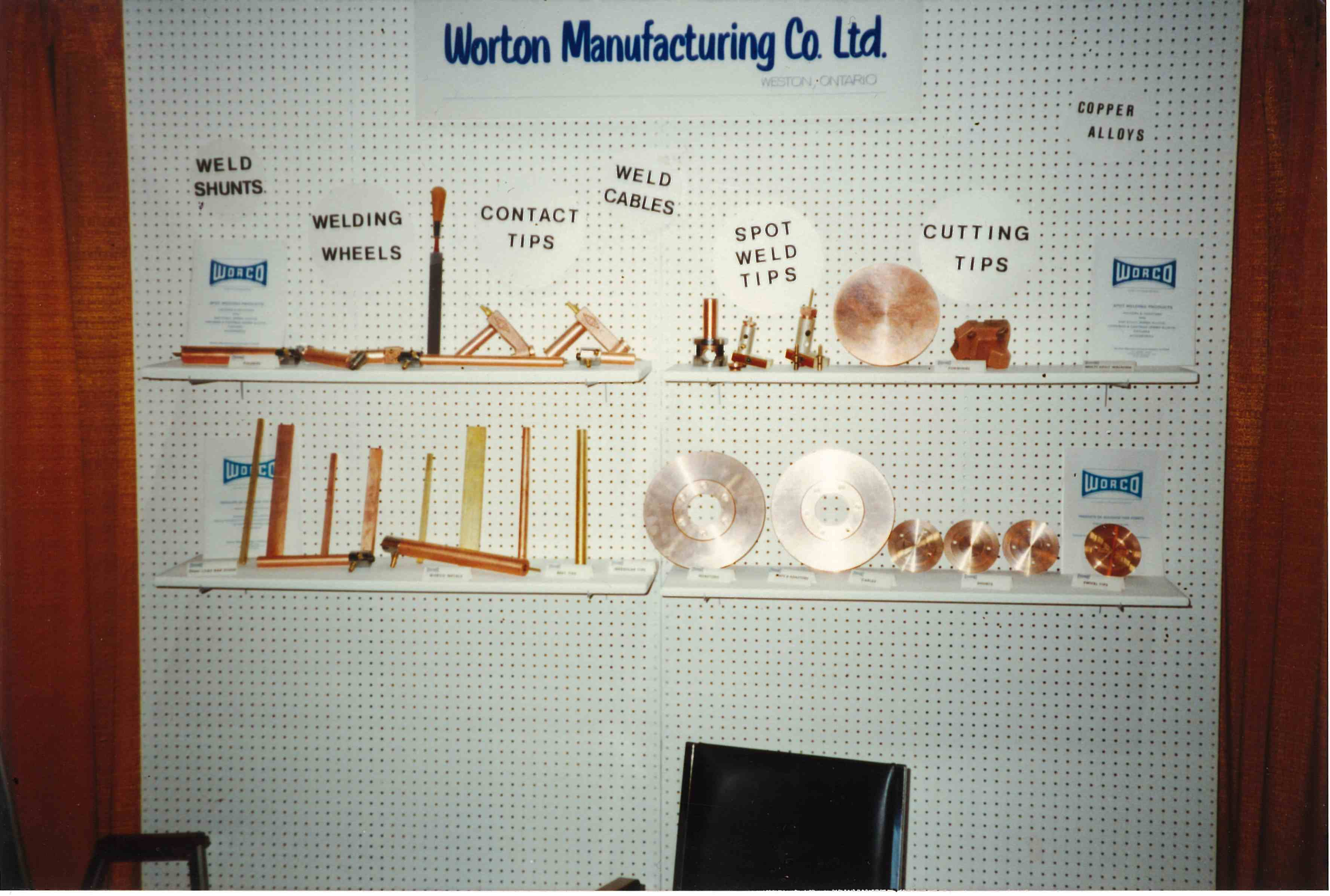 Mid70's-ResWeld - Worton Manufacturing