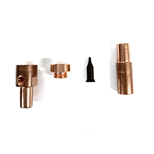 Stud and Nut Welding Electrodes